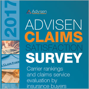 2017 Claims Satisfaction Survey Report
