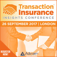 2017 Transaction Insurance Insights Conference – London