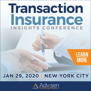 2020 Transaction Insurance Insights Conference – New York