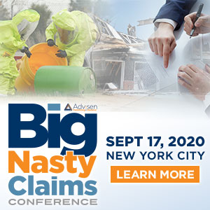 2020 Big Nasty Claims Conference – New York